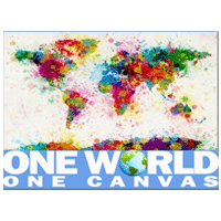One World One Canvas