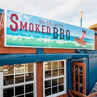 Smoked on the Water BBQ